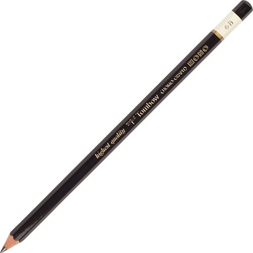 مداد طراحی B6 تومبو(تامبو) Tombow highest quality mono-rs